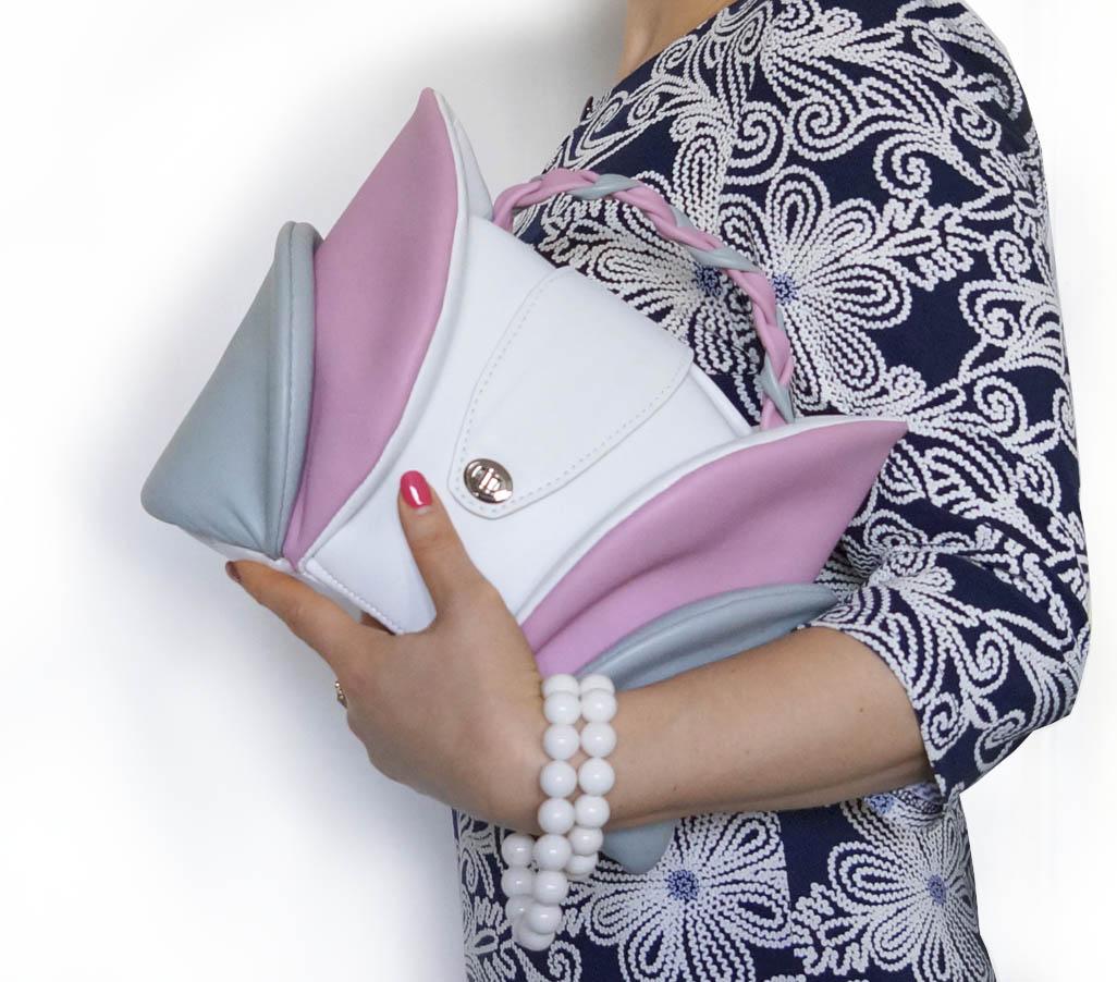 женская сумка от кутюр stas qlare shvechkov