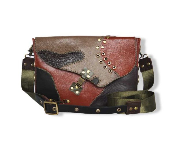 мужская дизайнерская сумка франкенштейн от stas qlare заказать пошив