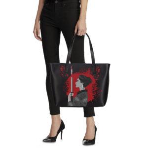 сумка с индивидуальный рисунком заказать