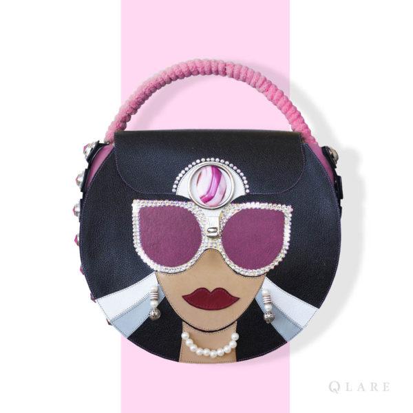 пошив сумки в стиле pop art Qlare Швечков