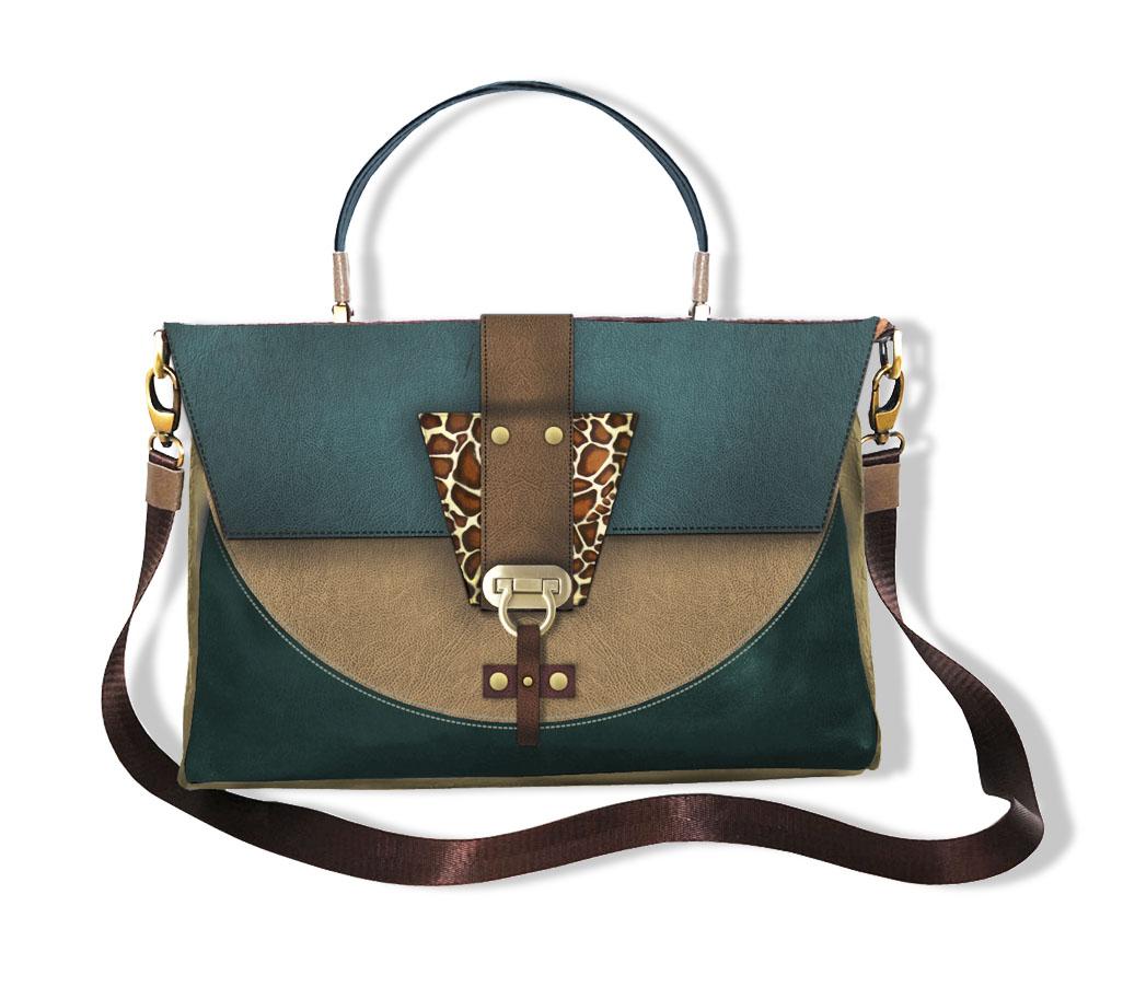 дизайн деловых портфелей ателье сумок Qlare