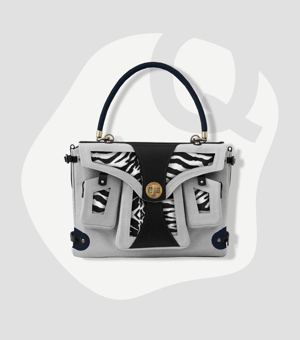 модный мужской портфель на заказ ателье Qlare пошив