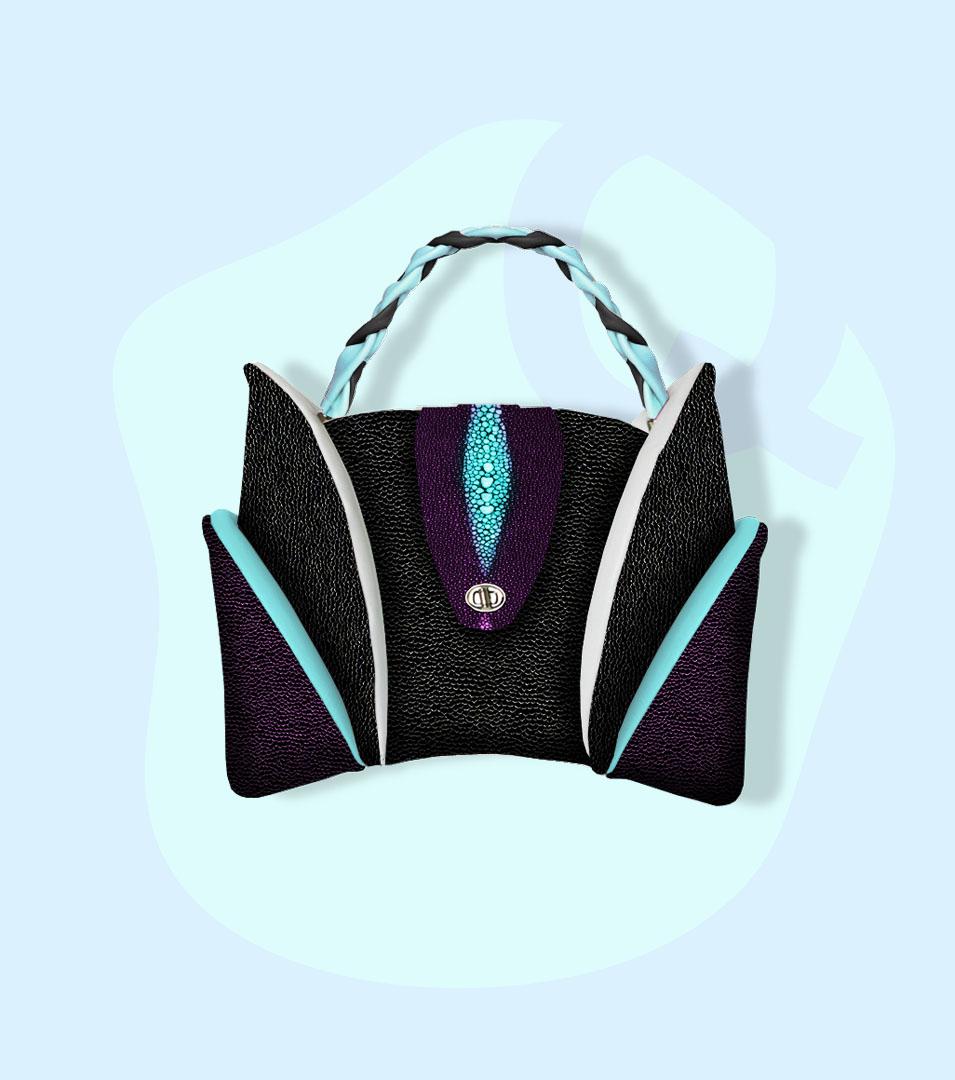 эксклюзивные сумки ручной работы от stas qlare пошив на заказ сумка из ската